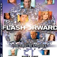 FlashForward DVD-borító
