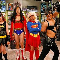 Boyz n the comic shop