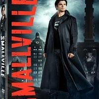 Smallville DVD-borító