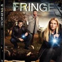 Fringe: 2. évados DVD-borító