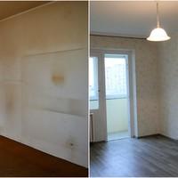 7 meglepő előtte-utána kép a Habitat lakásfelújításairól