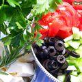 Görög saláta - nem lehet megunni!