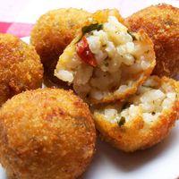 Arancini, a szicíliai rizsgolyó(k)