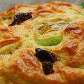 Cake salé – avagy sós torta zöldségekkel