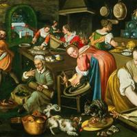 Nők a konyhában - ismeretlen ismerősök egykor és most