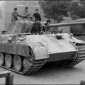 A német harckocsi fölény korszaka