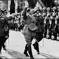 Hitler előkészületei a háborúra és a versailles-i béke megszegése [19.]