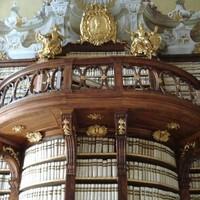 Osztrák kolostori könyvtártúra - Seitenstetten, Kremsmünster, (St Florian, Linz)
