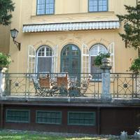 Karapancsai kastély és Zombor (Szerbia) a saját madártávlatomból