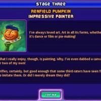 Festmények a Peggle Nights játékban
