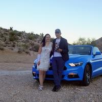 Álmaimban Amerika... - Las Vegas-i esküvő és látogatás a Google-nél