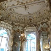 Az egykori Wenckheim-palota hét megmaradt terme és a Fővárosi Szabó Ervin Könyvtár