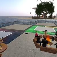 Virtuális magyar olvasótalálkozók a Second Life-ban