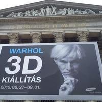 3D-s Warhol képek. Mi jöhet még?