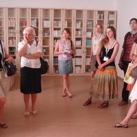 Könyvtártúrák Baján: főiskolai- és városi könyvtár