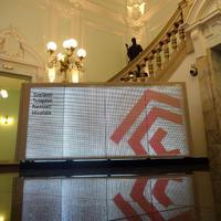 Szellemi Tulajdon Nemzeti Hivatala: Egy eklektikus épület története, a kortárs üvegbeton és egy műipari kiállítás