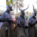 Kambala, a núbák tánca