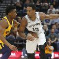 Középtávoli dobások a mai NBA-ben