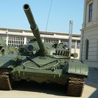 Új magyar nehéz harckocsi: M2008-11