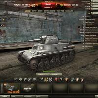 Pz 38H 735(f) Német tier 2-es könnyű prémium tank