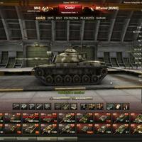 M60 Patton: Amerikai tier 10-es prémium közepes tank