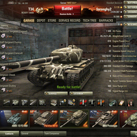 T34 Amerikai tier 8-as heavy prémium tank