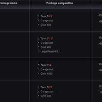 Legális WoT cheat: 2500 arany 1700 forintért + ingyen garázshely!