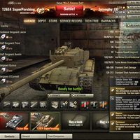 T26E4 SuperPershing: Amerikai tier 8-as prémium tank