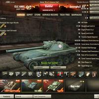 ELC AMX: az új tier 5-ös felderítő