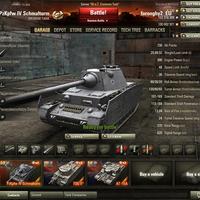 PzKpfw IV Schmalturm tier 6-os német médium prémium tank