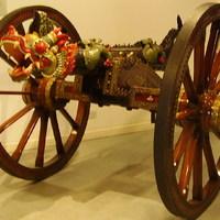 Tűzerő, a Brit Királyi Tüzérség múzeuma