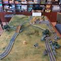 Damjanich csapatai meghátrálásra késztették az Osztrákokat...
