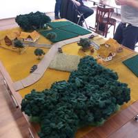 IRÁNY BUDAPEST! ...A kezdet, Bolt Action csatajelentés