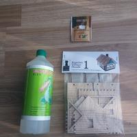 Alternative Toys Workshop orosz faházak építése
