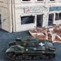 Tűzharcok Pesten 1944, Bolt Action csatajelentés