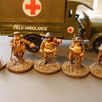 Brit sereglista 1916 Somme, Bolt Action