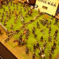 Észak-Amerikai Polgárháborús hadijátékok 4. rész