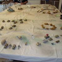 Alam el Halfa, Rapid Fire csata 3. rész