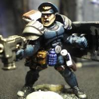 South London Warlords,  belülről 2. rész