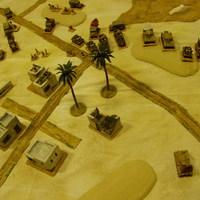 A Battleaxe hadművelet, Rapid Fire kampány 1. rész
