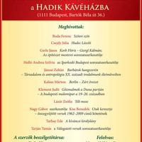 Holnap Kiadó könyvbemutató és dedikálás a Foglalt Páholyban