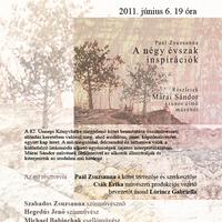 Paál Zsuzsanna könyvbemutató június 6-án 19 órától