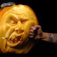 Halloween - Tökfej