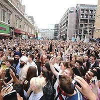 A Tömeg Ereje - 5 elképesztő Flash Mob