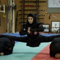 Női Nindzsák – Irán legújabb fegyvere