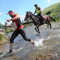 Ló és ember párbaja