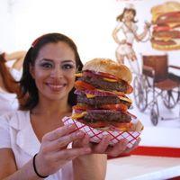 A legőszintébb étterem a világon – The Heart Attack Grill