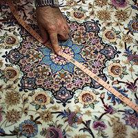 Iráni szőnyegkészítők - Perzsa szőnyeg