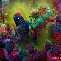 Holi-A színek fesztiválja