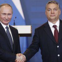 Viktor! Putyin nem boldog